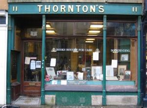 Thornton's Bookshop